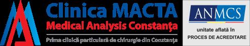 Clinica Medical Analysis Constanța Logo